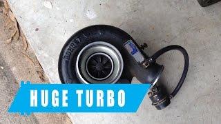 Turbo Bmw E30 Build: Huge Turbo