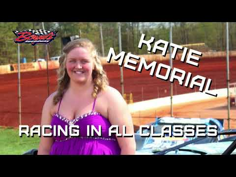 Boyds Speedway Sept 8th Katie Memorial Race - Promo