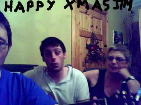 happy xmas jimmy