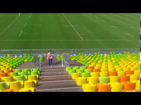 Deodoro Stadium - Rio De Janeiro, Brazil