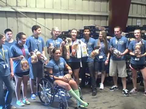 North Florida Hoby Second Harvest Of Big Bend Bread Rap