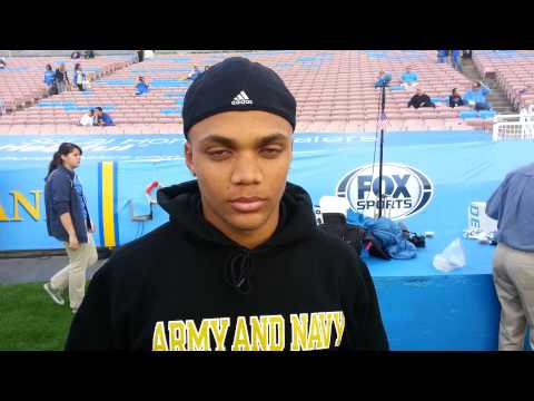 Timothy Mack: 2014 RB (Army & Navy HS, San Diego) Interview - UCLA Visit - CollegeLevelAthletes.com