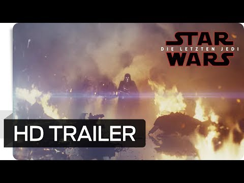 Star Wars: Die letzten Jedi - Teaser Trailer (Deutsch | German)