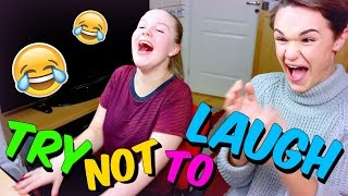 TRY NOT TO LAUGH CHALLENGE ft.  BEAS LIV