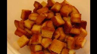 Betty's Buttery Croutons