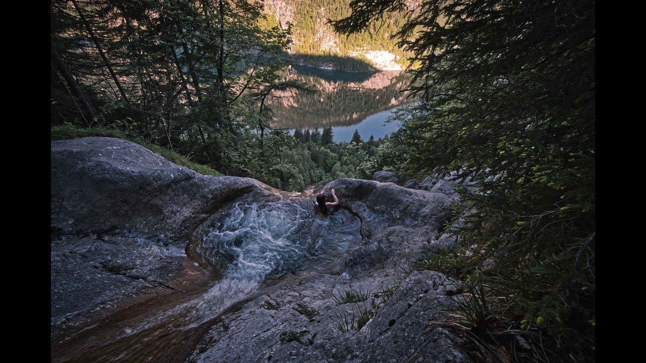 Königsee 🤴   Verrückter Wasserfall   Sehenswürdigkeit In Bayern   VLOG 09    Moritz Mümmler