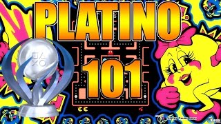 PLATINO 101 | Ms. PAC-MAN