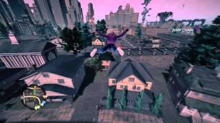 Saints Row IV: Re-Elected Free Roam Gameplay