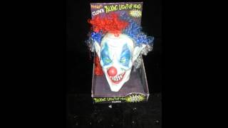 Spirit Halloween Talking Clown Head