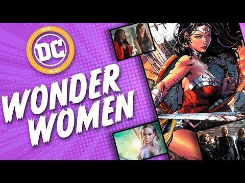 Wonder Women: DC in D.C. 2018