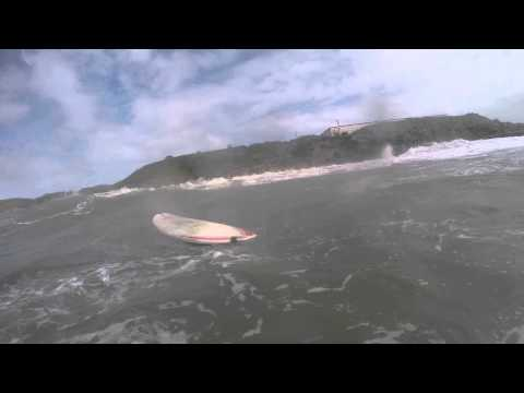 surfing burrow reef 26-04-2014