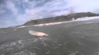surfing burrow reef 26-04-2014