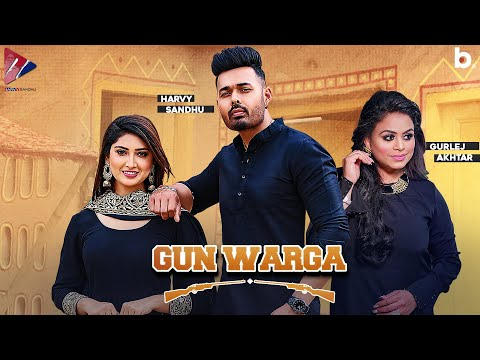 Gun Warga - Harvy Sandhu (Official Video) | Gurlez Akhtar | Desi Crew | Gun Warga MP3 Song Download