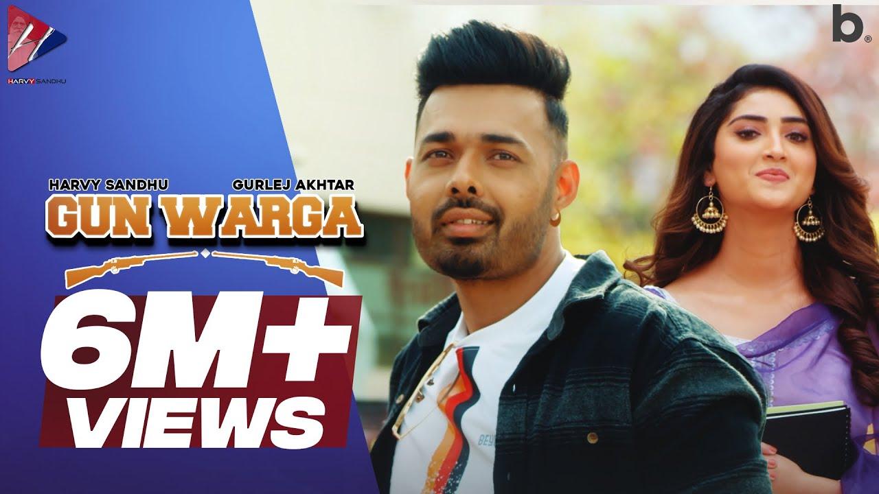Download Gun Warga - Harvy Sandhu (Official Video) | Gurlez Akhtar | Desi Crew | Latest Punjabi Songs 2021