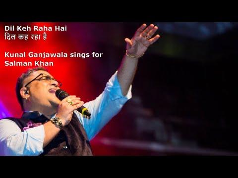 Dil Keh Raha Hai || Kyon Ki || Salman Khan || Kareena Kapoor || Kunal Ganjawala || Live Concert