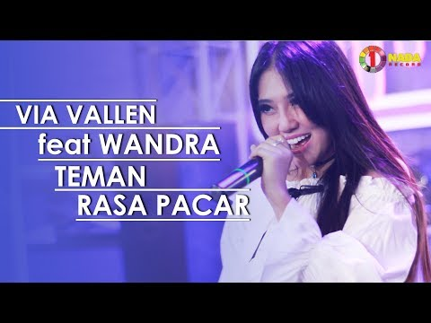 VIA VALLEN feat WANDRA - TEMAN RASA PACAR with ONE NADA (Official Music Video)