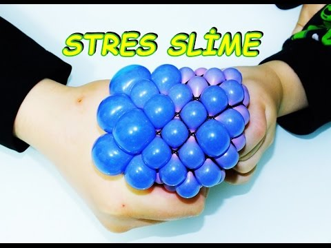 How Stress Slime Ball