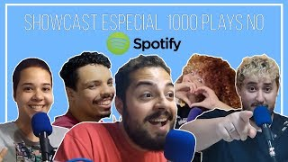 Showcast Especial 1000 Plays - Respondendo perguntas sobre Podcast!