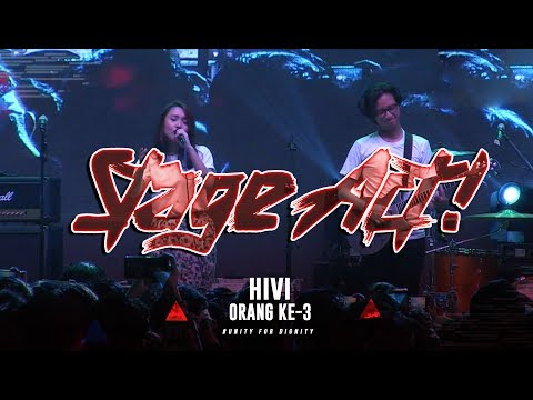 Hivi! - Orang Ke-3 [Live at Grand Opening Click Square]