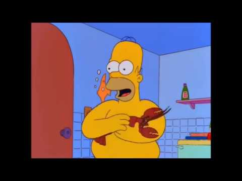 Download Homer Buys a Pet Lobster - The Simpsons