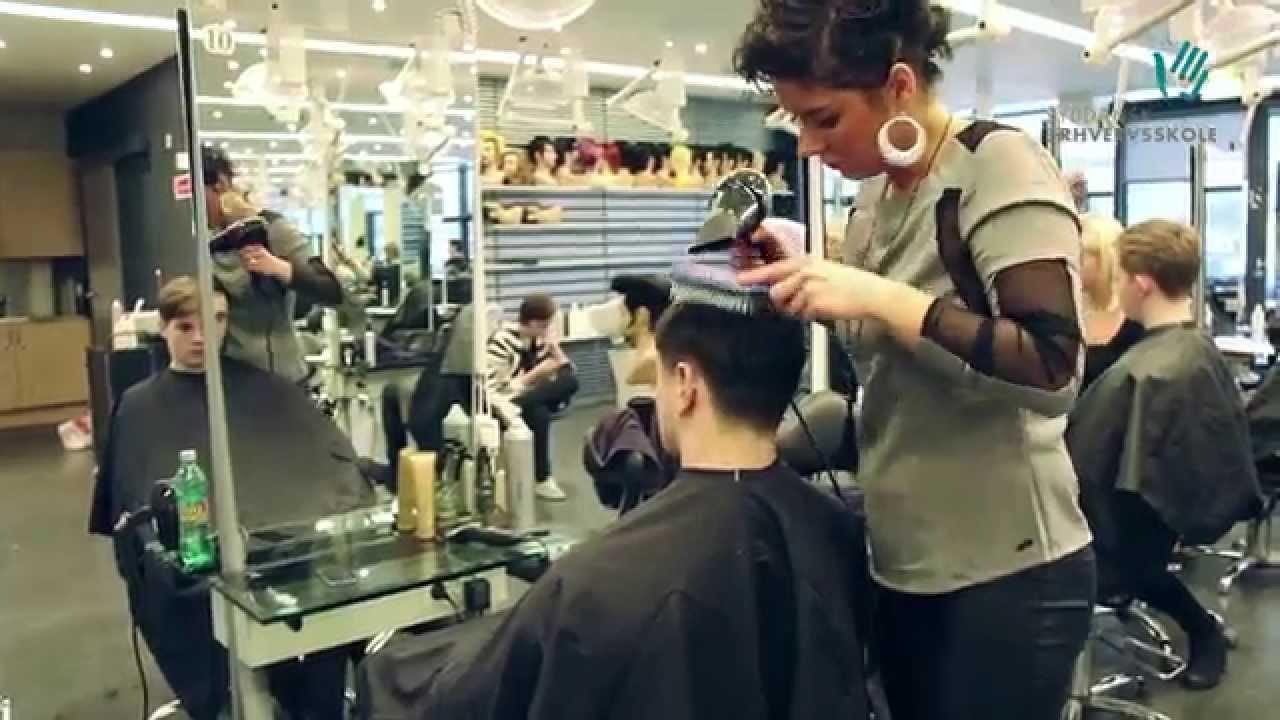 syddansk erhvervsskole frisør