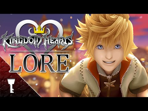Kingdom Hearts Lore ► The Story of Roxas