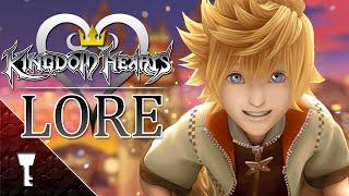 Kingdom Hearts Lore ► The Story of Roxas