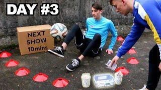 I Busked as a Football Freestyler for a Week & Made £____