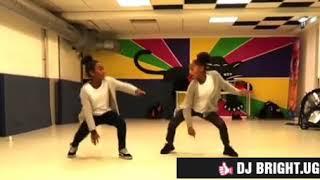 Mans not hot dance move@DJ BRIGHT.UG promo