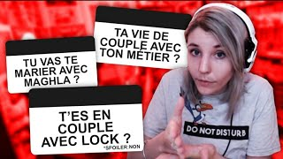 MA VIE DE COUPLE EN TANT QUE STREAMER ? (FaQ)