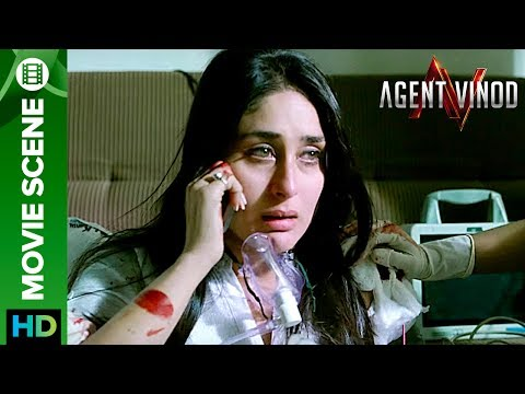 Agent Vindo | Kareena Kapoor's last breath on screen