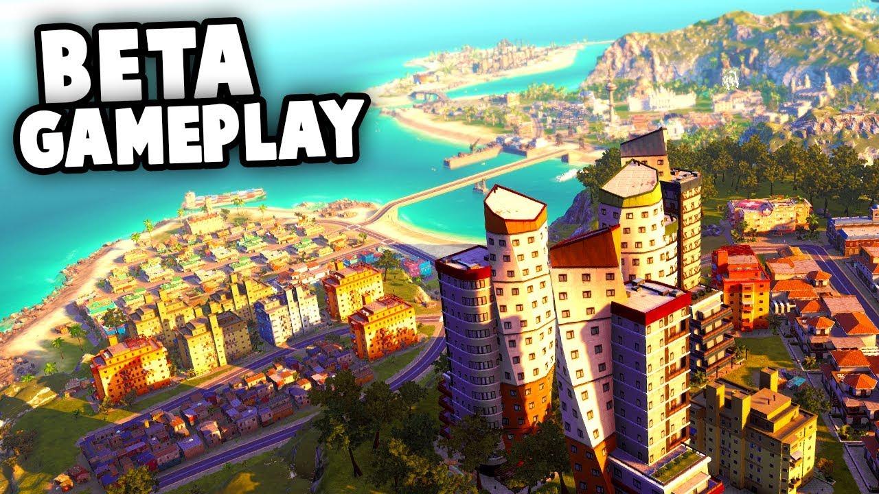 EL PRESIDENTE RETURNS! (Tropico 6 Beta Gameplay Part 1)