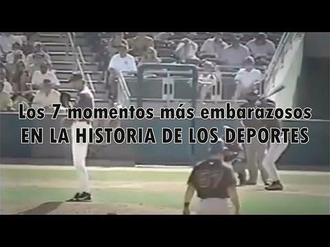Los 7 momentos más embarazosos en la historia de los deportes | Angel David Revilla (Dross)