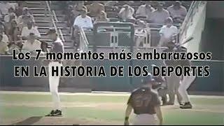 Los 7 momentos más embarazosos en la historia de los deportes   Angel David Revilla (Dross)