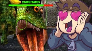 LOVE THE TOAST! - The Lost World Arcade | Jurassic Month