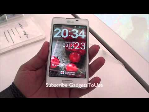 LG Optimus L5 2 Dual Quick Review HD and Features