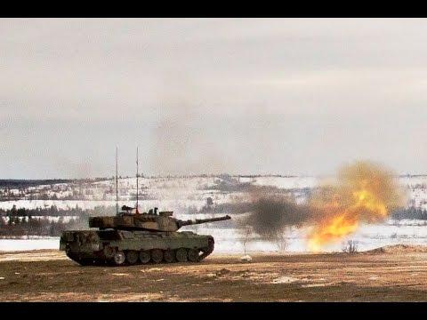 Royal Canadian Dragoons Leopard 1 C2 (HD)
