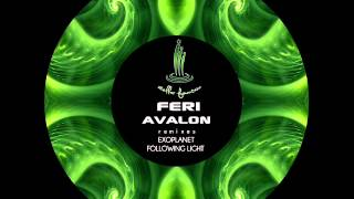 Feri - Avalon (Following Light Remix) - Stellar Fountain