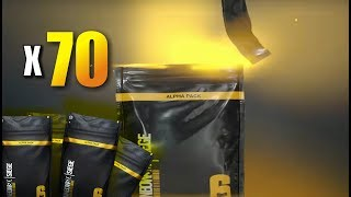 ABRIENDO ALPHA PACKS EN BLOOD ORCHID!! Rainbow Six Siege