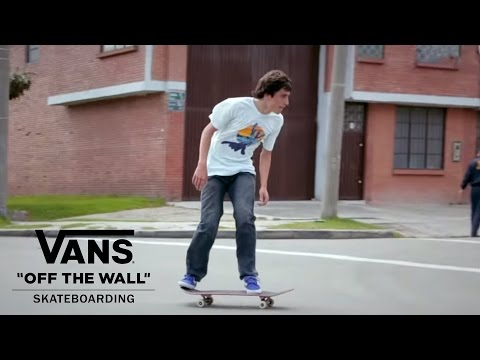 Sidestripe Tour Bogota 2015 | Skate | VANS