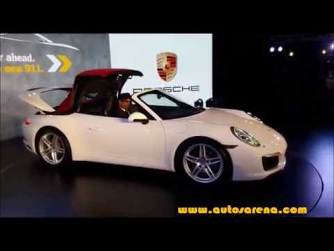Porsche 911 Carrera Cabriolet Roof Opening And Closing Youtube