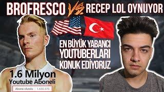 BEST Turkish LOL Youtuber vs BROFRESCO.