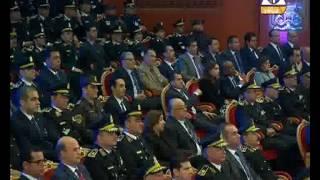فيديو.. وزير الداخلية: رجال الشرطة والجيش في خندق واحد ضد الإرهاب