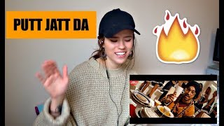 Putt Jatt Da  Video   | Diljit Dosanjh | Ikka I Kaater I Reaction