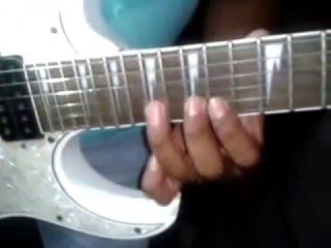 soy sano tutorial guitarra