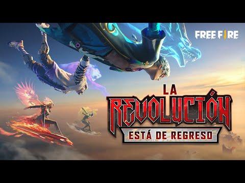 REVOLUCIÓN, UN NUEVO AMANECER 🔥 - Trailer   Garena Free Fire