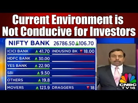 CAVEAT | Ajay Srivastava: Current Environment is Not Conducive for Investors | CNBC TV18