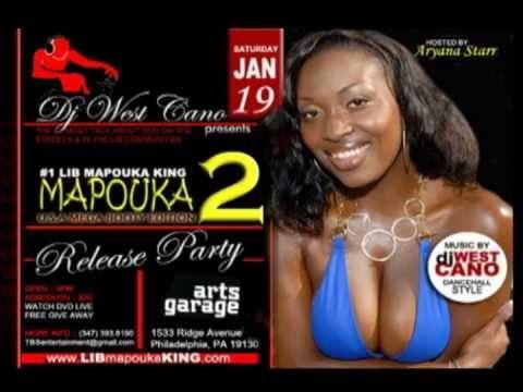 Jan. 19 - The Mapouka 2. Party Promo thumbnail