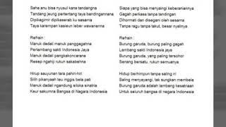 Manuk Dadali (Instrument Angklung) - Lagu Daerah Jawa Barat