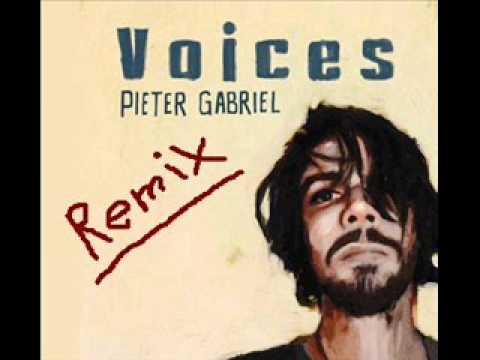 Pieter Gabriel Voices Hiphop Instrumental